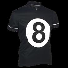 100%polyester black breathable custom blank cycling jerseys