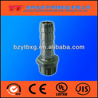 stainless steel quick disconnect hose coupling