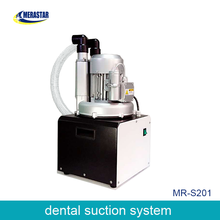 MR-S201 High quality portable dental suction unit