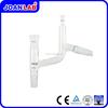 Joan Laboratory Glassware Claisen Distillation Head Recovery Heads Manufacture