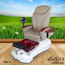 Luxury foot spa massage chair/pedicure foot spa massage chair/beauty nail supplies(KM-S001-6)