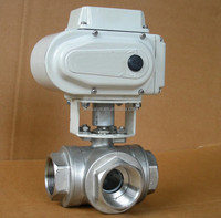 Professional Manufacturer of Electric control ball valves
