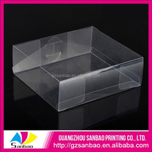 printed clear transparent case