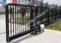 Galvanized beautifu and sliding l home using gates iron and stell low price