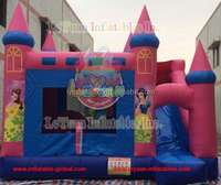 China bouncy castles, inflatable princess bouncy castle, commercial bouncy castles en14960