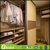 Good for value colorful combination cold-rolled steel wardrobe for bedroom