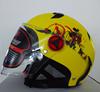 2015 new design dual sport helmet half face motorcycle helmets SPORTS CASCOS MOTORCYCLE SKATING cascos motociclistas