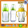 2015 safe and unbreakable glass feeding baby bottle