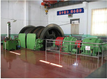 Professional Mining Contract / Cable Drum Winder with High Quality