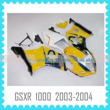 Fairing Body Kit Quality ABS motorcycle Fairing for SUZUKI GSXR1000 K3 2003 2004