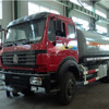 Beiben NG80B 6x4 power star 20000 liters fuel tank truck for sale