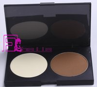 Modern hotsell customized branded face compact powder