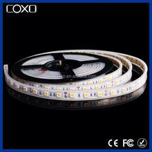 2012 high voltage 24V 5050smd multicolor led light strip