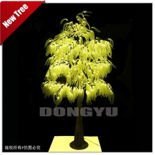 Park&Garden outdoor decoration 8.5 foot white light outdoor tree illumination light