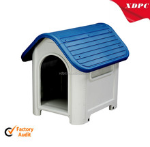 cute red blue small Plastic pet kennel