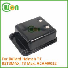 9.6V 2000mAh NI-MH Battery Pack for Bullard T3, T3 Max, T3LT, T3XT, T4, T4MAX, T320T, T3MAXWITH TT, Heiman T3
