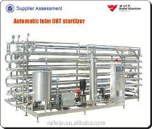ultra-high-temperature instantaneous glass bottle sterilization machine