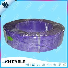 300V low voltage hook-up wire with PVC insulation, Rohs/Reach