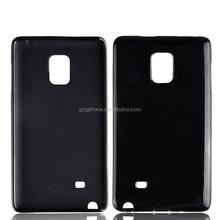 soft gel TPU case for Samsung galaxy note edge