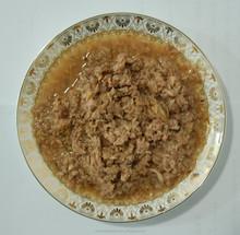 canned yellowfin tuna in oil,in brine