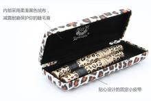 New design Love alpha fiber mascara/leopard mascara love alpha/liquid mascara