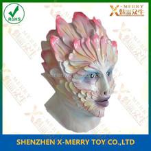 X-MERRY Girls Kids Children Lady Pink Cute Animal Mask Masquerade Fancy DRess