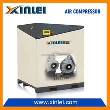 stationery screw compressor air XL40A-A10 ac powered 30kw 40hp air cooling industrial machine for drilling rig