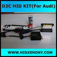 24v Xenon car kit, xenon ballast kit, HID conversion kit(for Audi)
