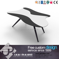 2015 european style high gloss living room furniture coffee tables