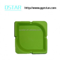 natural silicone product/OEM molding rubber part/OEM natural precision silicone component