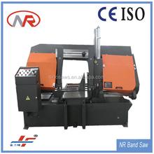 GZ4240/65 Horizontal Single Hydraulic Clamping Circular Saw Machine Steel Bar Cutting Machine