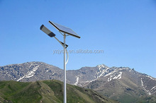 Solar Street Light with Pole Outdoor Solar Lights
