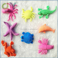 Customized Children Funny Sea growing Animals Education grow expand water toys