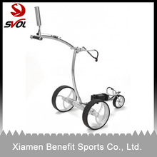 China wholesale golf trolley power caddy