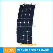 OEM/ODM flexible solar panels prices