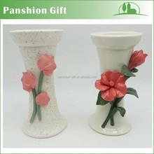 porcelain living room table flower vase
