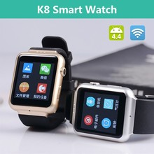 2015 cheapest dual core gps bluetooth wifi 3g touch screen wrist android watch phone