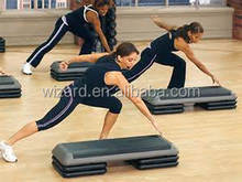 high quality adjustable aerobic step FT6116