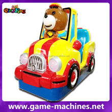 New arrival coin operated kiddie rides on car for shopping mall or stores