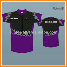 2012 Comfortable Men`s Cycle Short Sleeve Top, bike shirts