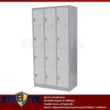 12 drawers file cabinet supplier / multi-door multifunctional storage cabinet chest