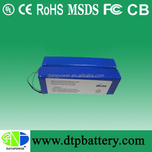 safety high rate polymer lithium battery 12v 6000mah