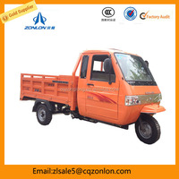2015 175cc Chinese Mini Car Three Wheel Truck For Sale