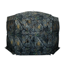 JX Camo FB449 Quick Set-up Hunting Blind for Big Game Hunting