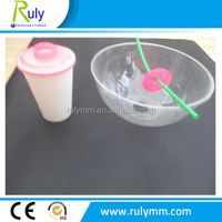 New design hot sale disposable plastic clear popcorn containers