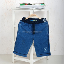 2015 New Fashion Boy's pure cotton french terry Knitting jeans