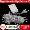 CE ROHS approved 30m 300leds low voltage 110/220v voltage outdoor 9color 2013 new christmas light