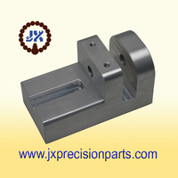 Custom CNC machining parts on high quality embroidery machine