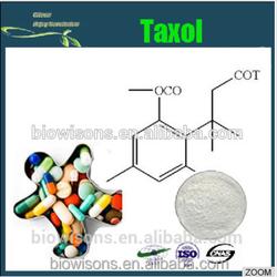 paclitaxel taxol Supplier, best anticancer material
