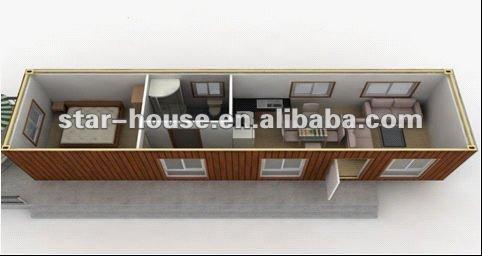 Mini casas modulares canad est ndar del ce casas - Mini casas prefabricadas ...